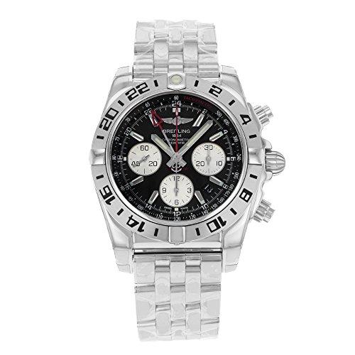 Breitling da uomo Chronomat 44 mm Bracciale in acciaio cronografo & Orologio da uomo automatica caso ab0420b9 - bb56