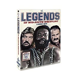 Legends Of The Mid-South Wrestling