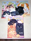 img - for Animal Ark Pets 3 Book Set, Kitten Crowd, Guinea Pig Gang, Cat Crazy (2, 8, 13) book / textbook / text book