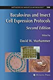 img - for Baculovirus and Insect Cell Expression Protocols (Methods in Molecular Biology) book / textbook / text book