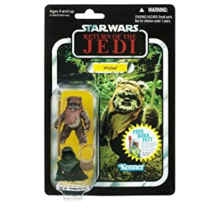 Star Wars Return of the Jedi Wicket 21488