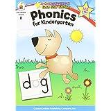Phonics for Kindergarten, Grade K, libro de tareas, versión inglés, pasta suave