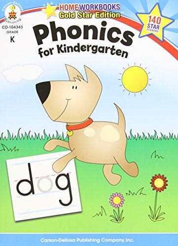 Phonics-for-Kindergarten-Grade-K-Home-Workbook