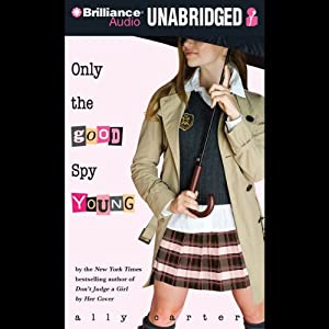 Only the Good Spy Young Audiobook