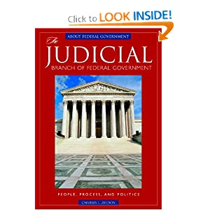 Amazon.com: The Judicial Branch of Federal Government: People ...