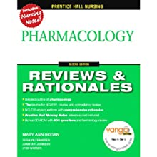 VangoNotes for Prentice Hall Reviews & Rationales: Pharmacology, 2/e  by Mary Ann Hogan, Juanita Johnson Narrated by Therese Plummer, Christian Rummel, Ellen Archer