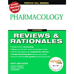 VangoNotes for Prentice Hall Reviews & Rationales: Pharmacology, 2/e | [Mary Ann Hogan, Juanita Johnson]