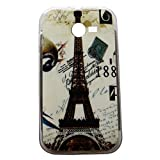 Printed Silicon Jelly Back Case Cover For Samsung Galaxy Star Pro S7262 S7260 EIFEL 188