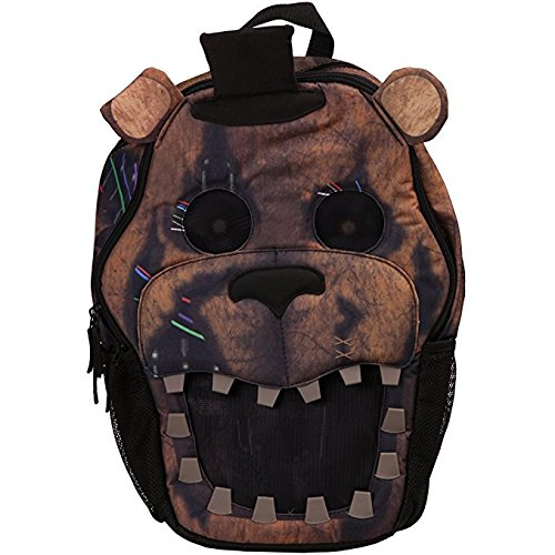 Five Nights at Freddy's faccione zaino