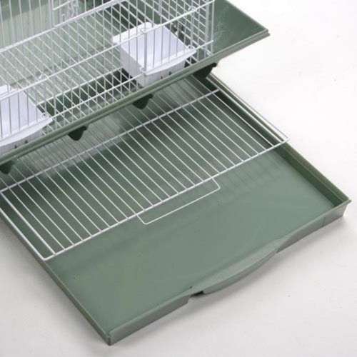 Image of Prevue Hendryx-Clean Life Tall Bird Cage (SP852WW)