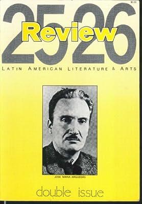 Review 25/26 Center for Inter-American Relations Jose Maria Arguedas 1980