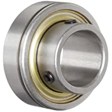 "Nice Ball Bearing 7616DL Heavy Duty Double Sealed, Extended Inner Ring, 52100 Bearing Quality Steel, 1.000"" Bore x 2.000"" OD x 1.179"" Width"