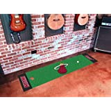 Miami Heat Putting Green Runner 24