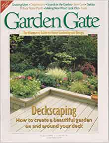 Garden Gate The Illustrated Guide to Home Gardening and