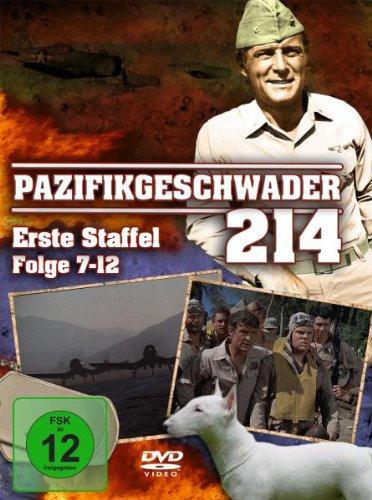 Pazifikgeschwader 214 - Folgen 7 - 12 [3 DVDs]
