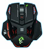 Dragonwar Phantom Wired USB Laser Professional Gaming mouse with 5600 DPI