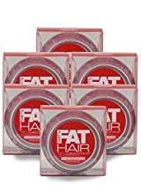 Scratch &amp; Dent: <br />Case of 6 Fat Hair Thickening Pomade (Original Formula)