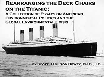 Essays on movie titanic