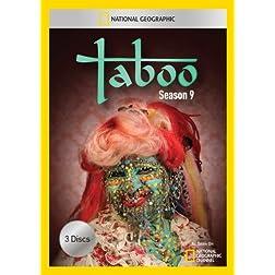 Taboo: Season 9 (3 Discs)