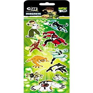 Ben 10 Fridge Magnets