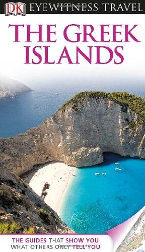 Dk Eyewitness Travel Guide: Greek Islands front-402338