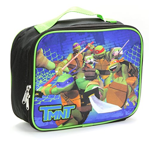 NINJA TURTLES Insulated Lunch Bag