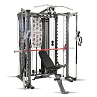 Inspire Fitness Scs Smith System / Cage System / Functional Trainer (All in One Gym)