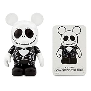 Vinylmation Nightmare Before Christmas 3'' Figure - Jack Skellington