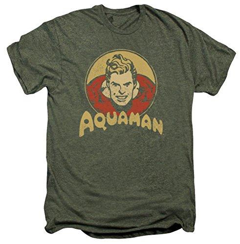 Aquaman DC Aqua Premium T-Shirt