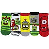 Yo Gabba Gabba Child Socks 5pk