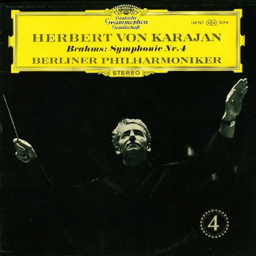 Brahms: Symphonie No. 4 (Brahms The Four Symphonies Vinyl compare prices)