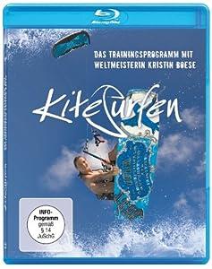Kitesurfen - Das Trainingsprogramm mit Weltmeisterin Kristin Boese [Blu-ray]