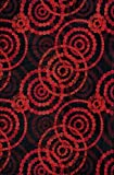 SQUARE 7'X7' Ruby Dottie Pattern Indoor 26 oz Stainmaster Nylon Cut Pile Area Rug