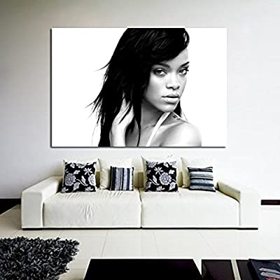 Poster Mural Rihanna R&B Hip Hop Musician 40x54 in (100x135 cm) Thick 8mil Paper