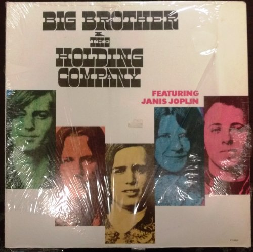 Big Brother & The Holding Company - Big Brother & The Holding Company, Featuring Janis Joplin - Zortam Music