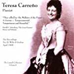 Teresa Carreno Pianist