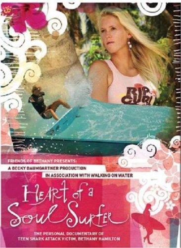 ベサニー・ハミルトン Heart of Soul Surfer [DVD]
