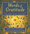 Words Of Gratitude Mind Body & Soul