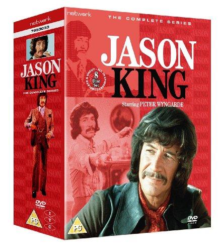 JASON KING: THE COMPLETE SERIE [IMPORT ANGLAIS] (IMPORT)  (COFFRET DE 8 DVD)