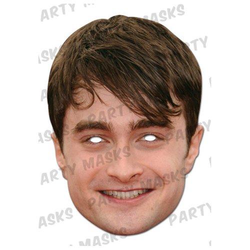 Mask-Arade Harry Potter/Daniel Radcliffe High Quality Cardboard Mask - 1