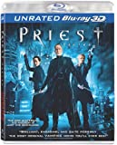 Priest 3D: Unrated - Prêtre 3D [Blu-ray 3D] (Bilingual)