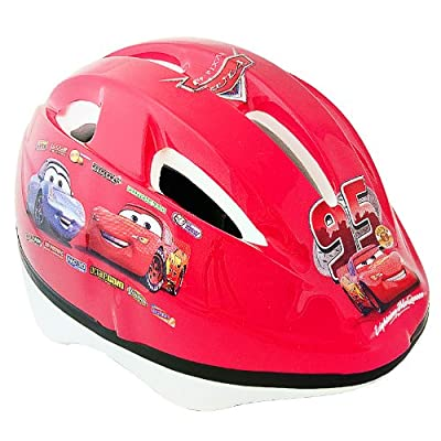 Kids Boys Children Bicycle Cycle Bike Helmet 48 - 52 cm Disney Cars from Disney