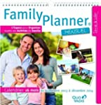 Quo Vadis - Family planner Calendrier...