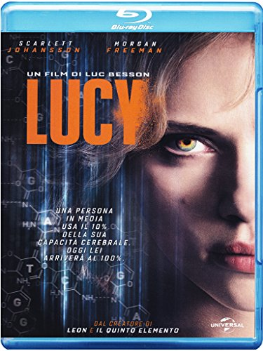 Lucy [Blu-ray] [IT Import]