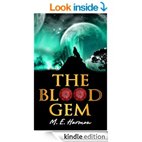 The Blood Gem (Luna Wynter Series Book 1)