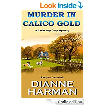 murder in claico gold book cover
