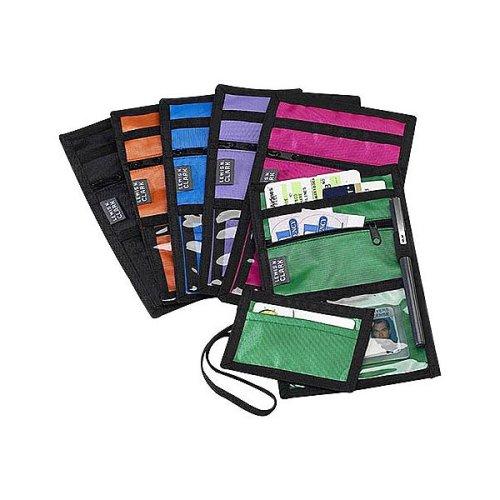 Lewis N. Clark ID & Travel Organizer - Buy Lewis N. Clark ID & Travel Organizer - Purchase Lewis N. Clark ID & Travel Organizer (Lewis N. Clark, Apparel, Departments, Accessories, Wallets, Money & Key Organizers, Travel Wallets)