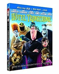 Hôtel Transylvanie [Combo Blu-ray 3D + Blu-ray + DVD]