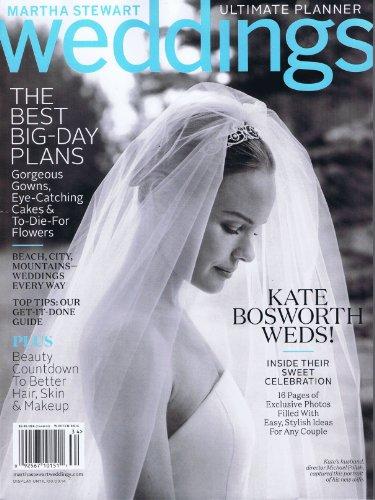 Martha Stewart Wedding [US] Winter 2013 (単号)