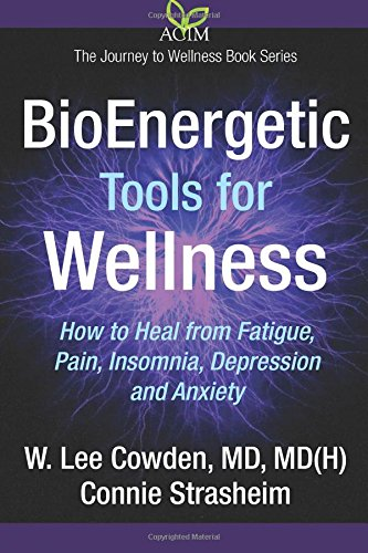 Bioenergetic Tools For Wellness (The Journey To Wellness) (Volume 3)
